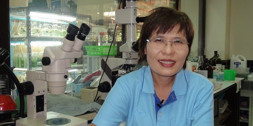 Assoc. Prof. Dr Anong Chirapart